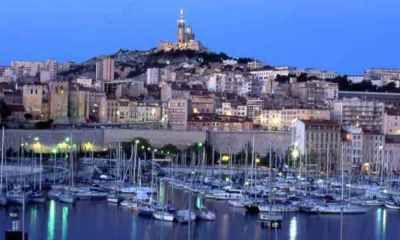 Vé Máy Bay Đi Marseille - Pháp Giá Rẻ