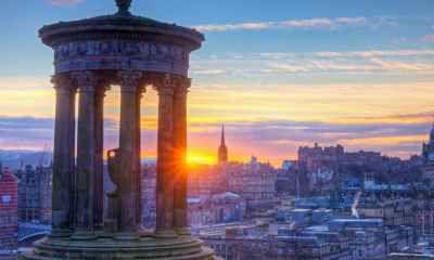 Vé Máy Bay Đi Edinburgh Giá Rẻ