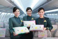 Vé Máy Bay Eva Air Đi Houston Giá Rẻ Và Xe Buýt Miễn Phí