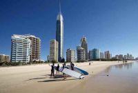 Vé Máy Bay Đi Gold Coast Úc Giá Rẻ