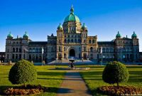 Vé Máy Bay Đi Victoria Canada Giá Rẻ