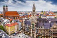 Vé Máy Báy Đi Munich Đức Giá Rẻ