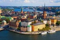 Vé Máy Bay Đi Thụy Điển
