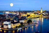 Vé máy bay đi Stockholm Thụy Điển