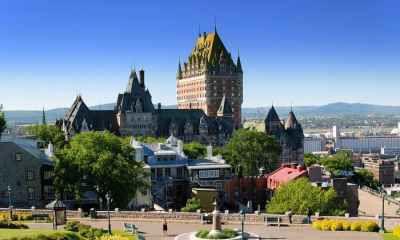 Vé máy bay đi Quebec giá rẻ