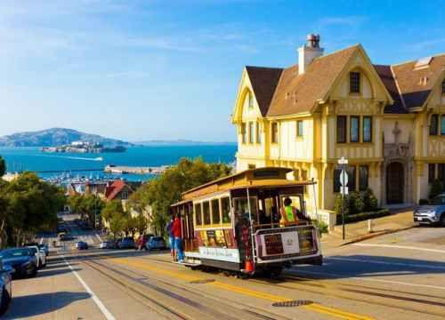 Vé máy bay đi San Francisco giá rẻ nhất