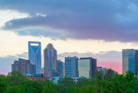 Vé máy bay giá rẻ đi Charlotte - Bắc Carolina