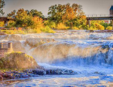 Vé máy bay giá rẻ đi Sioux Falls – Nam Dakota