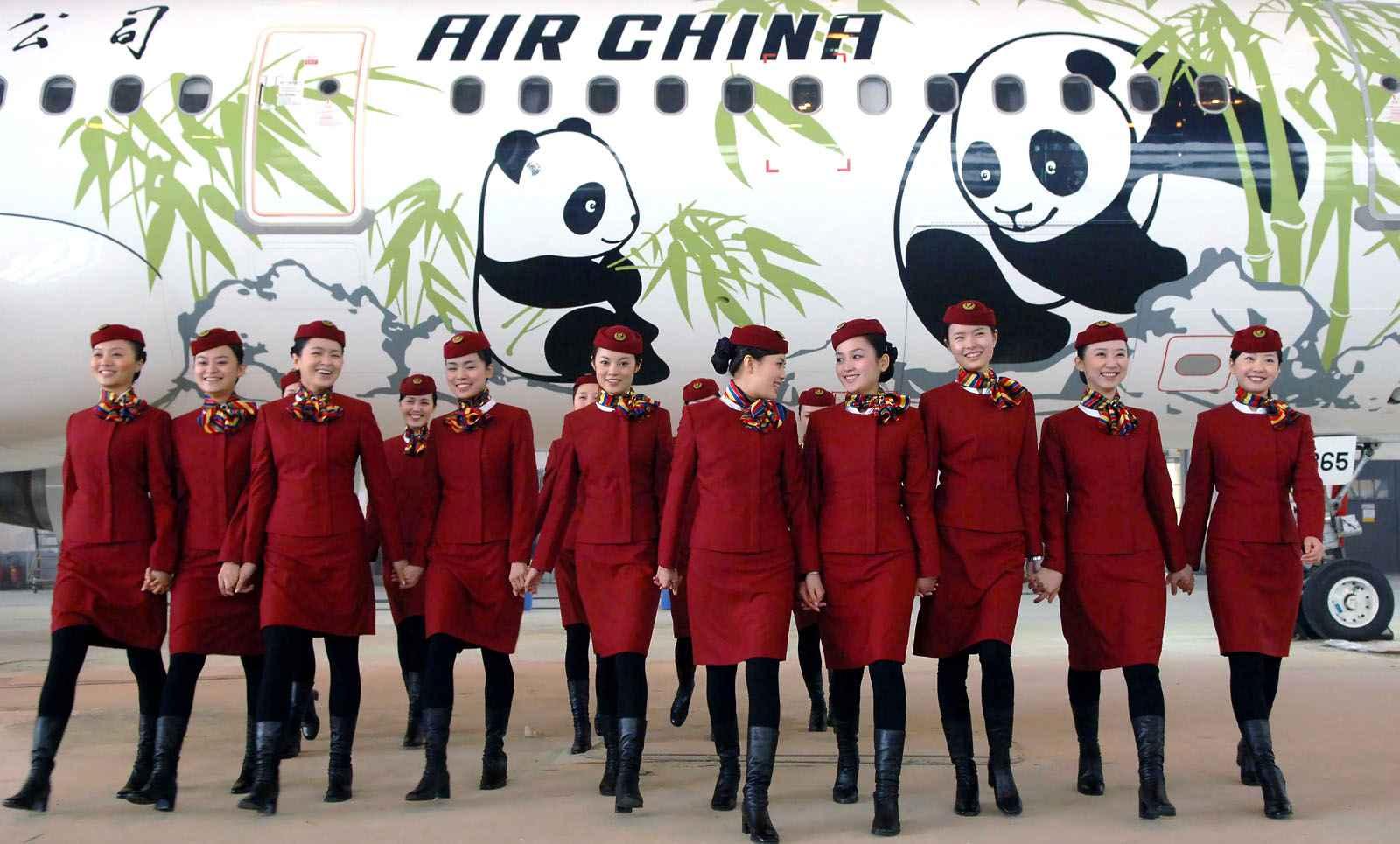 Vé máy bay hãng Air-China
