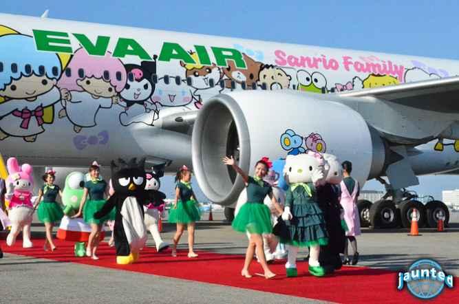 Eva Airlines