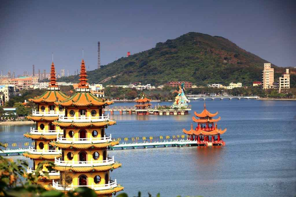 vé máy bay đi Đài Loan giá rẻ