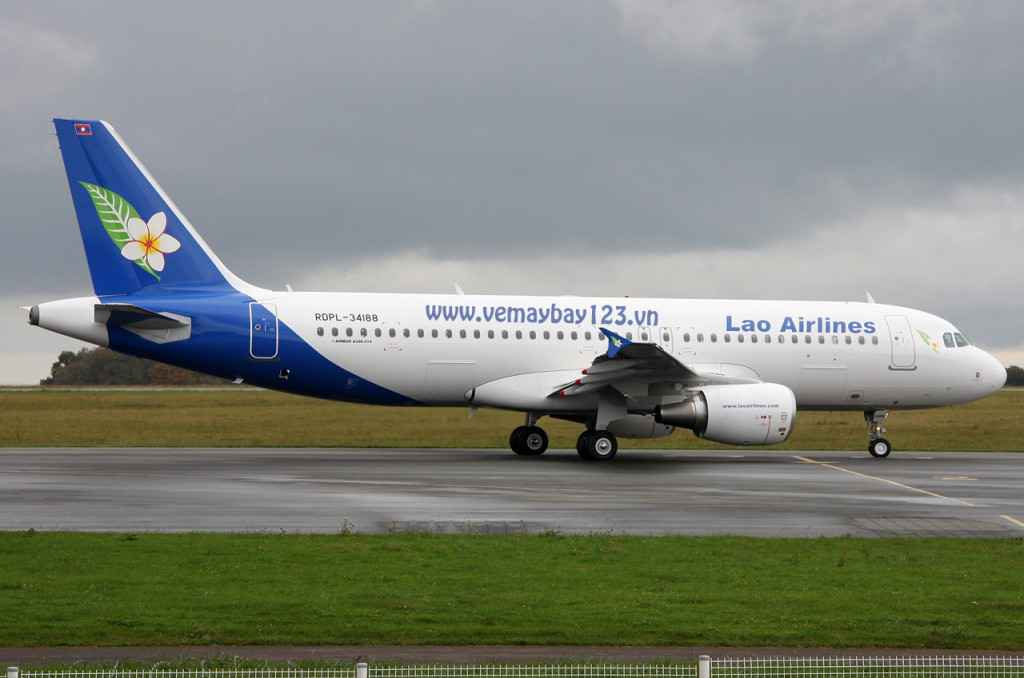 Lao-Airlines-Airbus-A320