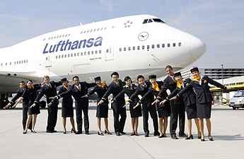Hãng hàng không Lufthansa