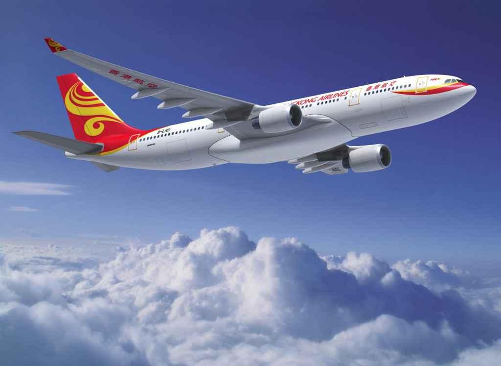 HongKong Airlines Việt Nam