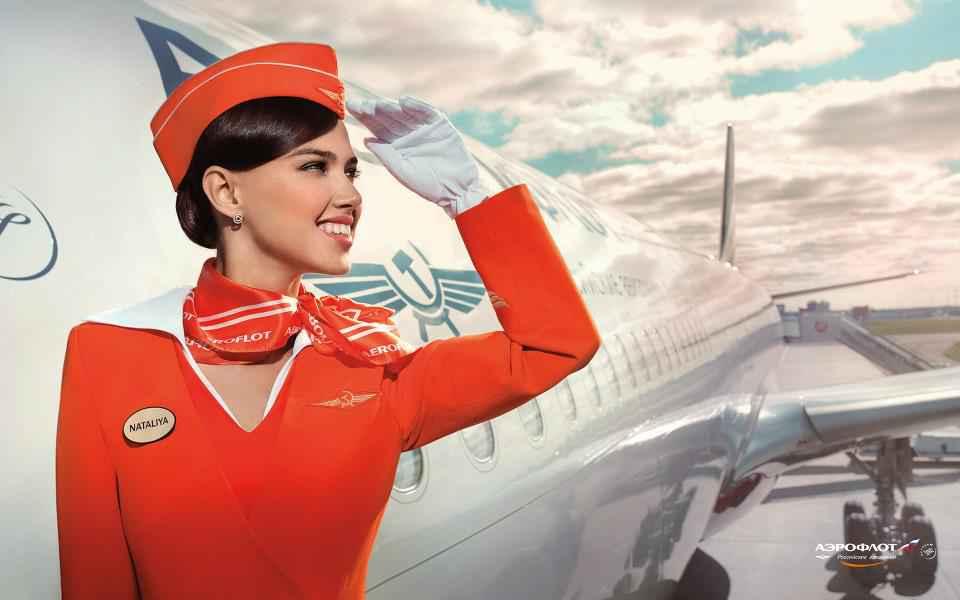 hãng hàng không Aeroflot Việt Nam