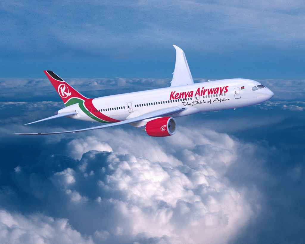 Kenya Airways Việt Nam