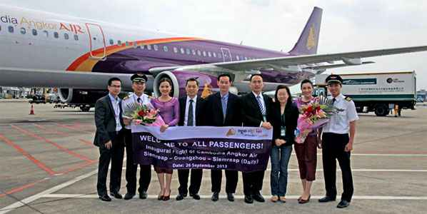 Combodia Angkor Air Việt Nam