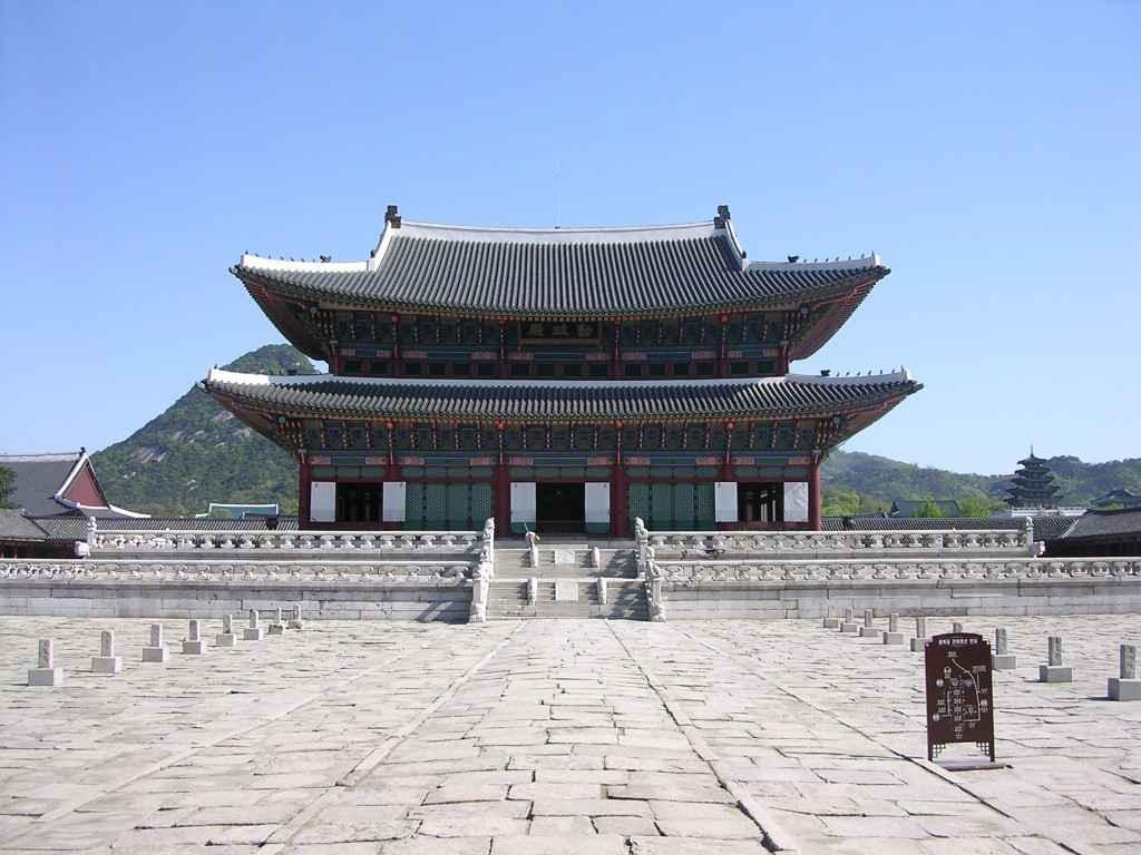 Gyeongbokgung-GeunJeongJeon