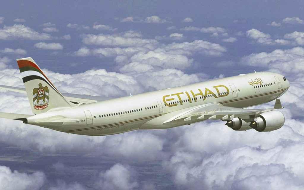 Etihad Airways Chuyển Chế Độ Hành Ký Theo Kiện