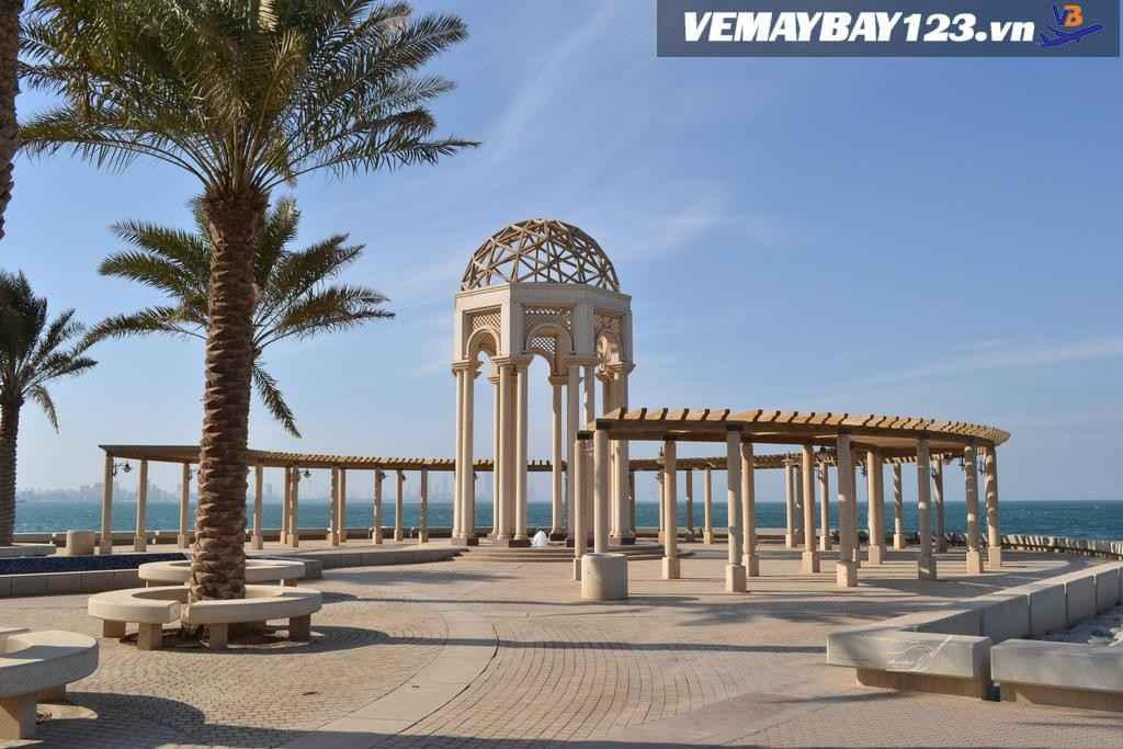 Vé Máy Bay Đi Kuwait