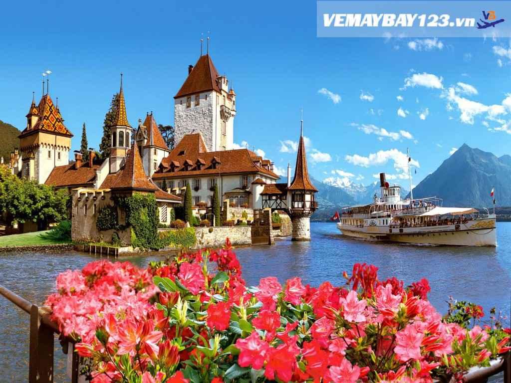 Vé Máy Bay Đi Thụy Sĩ