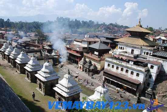 Vé Máy Bay Đi Nepal Giá Rẻ
