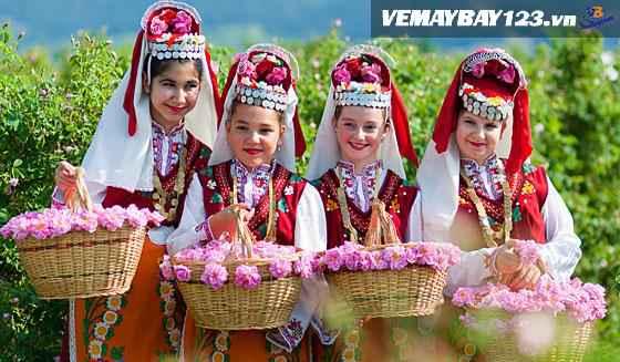 Vé Máy Bay Đi Bulgaria