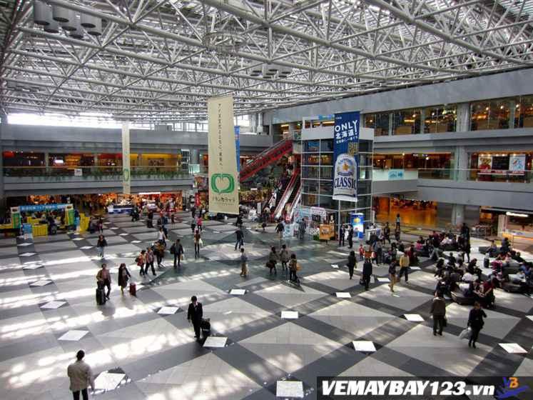 Vé Máy Bay Đi Sapporo Nhật Bản Chỉ 161 USD