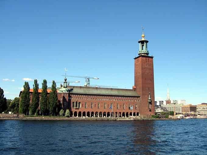 Vé máy bay đi Stockholm Thụy Điển 5