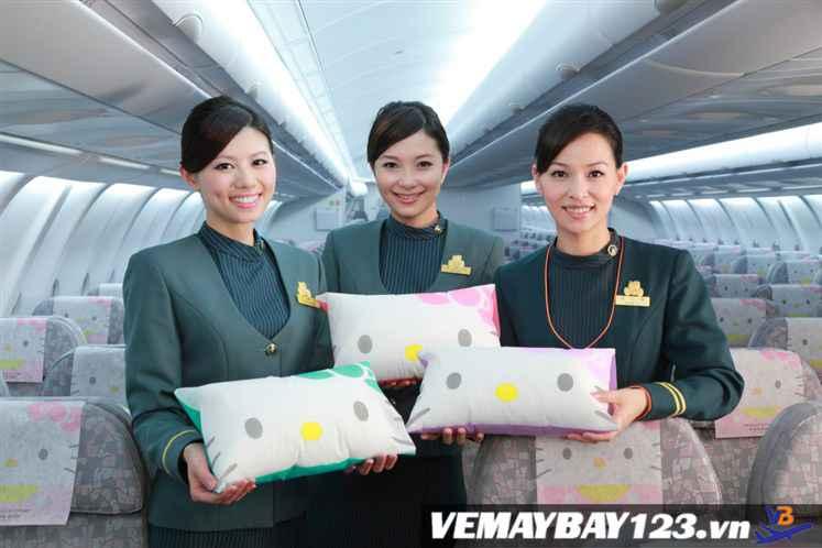 EVA Air Khuyến Mãi Lớn Nhất Năm Cho Hành Trình Đi Mỹ Và Canada