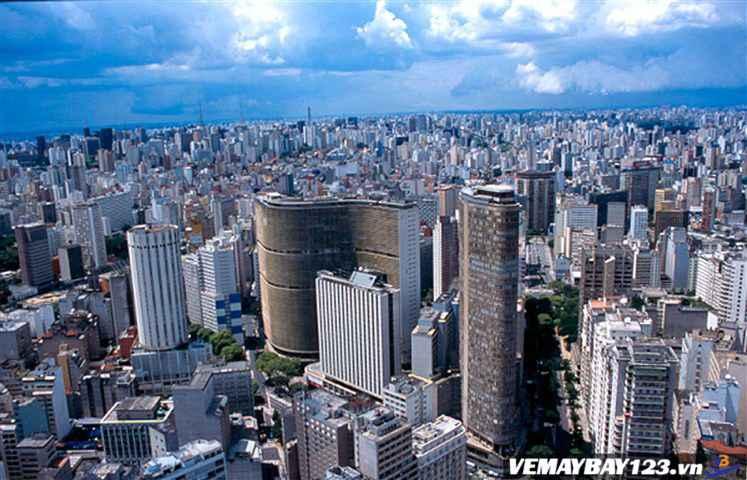 Vé Máy Bay Đi Sao Paulo Brazil Chỉ Từ 475 USD