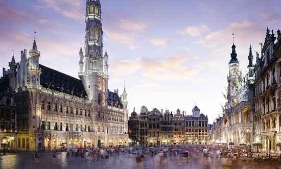 vé máy bay đi Brussels 1