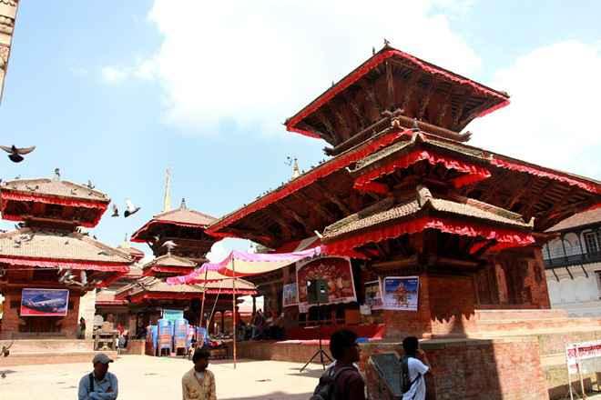 vé máy bay đi Kathmandu Nepal 1
