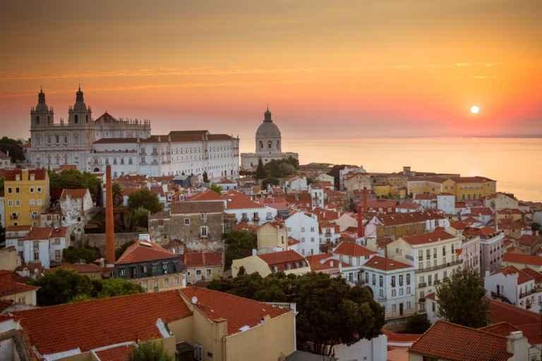 vé máy bay đi Lisbon 1